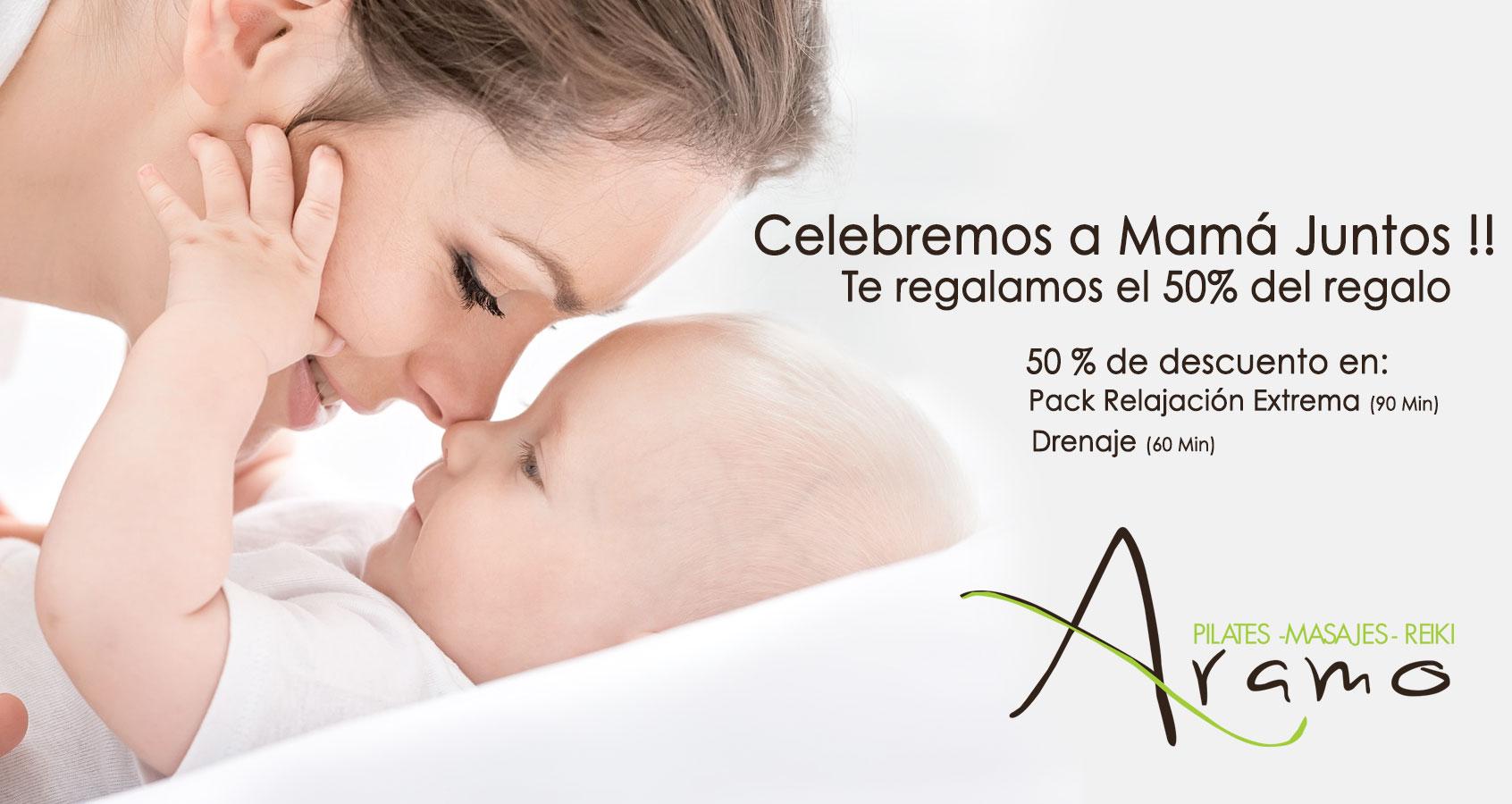 """""""GIFT CARD Para Mamá -50%"""""""